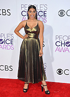 Lilly Singh at the 2017 People's Choice Awards at The Microsoft Theatre, L.A. Live, Los Angeles, USA 18th January  2017<br /> Picture: Paul Smith/Featureflash/SilverHub 0208 004 5359 sales@silverhubmedia.com