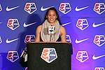 16 January 2015: Lynn Williams (Pepperdine) was selected with the sixth overall pick by Western New York Flash. The National Women's Soccer League Draft was held at the Pennsylvania Convention Center in Philadelphia, Pennsylvania.