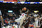 Ole Miss' Reginald Buckner (23) vs. Arkansas Little Rock at the C.M. &quot;Tad&quot; Smith Coliseum in Oxford, Miss. on Friday, November 16, 2012. Ole Miss won 92-52.