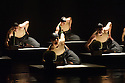 Woking, UK. 12.04.2016. Dance Consortium presents Nederlands Dans Theater 2, at The New Victoria Theatre, Woking, prior to commencing a national tour. this piece is : Cacti. The dancers are: Alexander Cyr Bezuijen, Alice Godrey, Aya Misaki, Benjamin Behrends, Fay Van Bar, Grace Lyell, Graham Kaplan, Gregory Lau, Guido Dutilh, Helias Tur-Dorvault, Katarina van den Wouwer, Madoka Kariya, Miguel Duarte, Paxton Ricketts, Rachel McNamee, Xanthe van Opstal. Photograph © Jane Hobson.