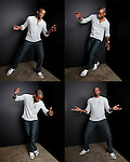 """Dule Hill photographed for The Creative Coalition's """"Art & Soul"""""""