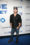 Gossip Girl Actor Chace Crawford Attends NEW YORK Rangers ROLL OUT THE<br /> &ldquo;BLUE CARPET PRESENTED by Chase&rdquo; <br /> FOR GAME THREE AGAINST WASHINGTON at Madison Square Garden, NY