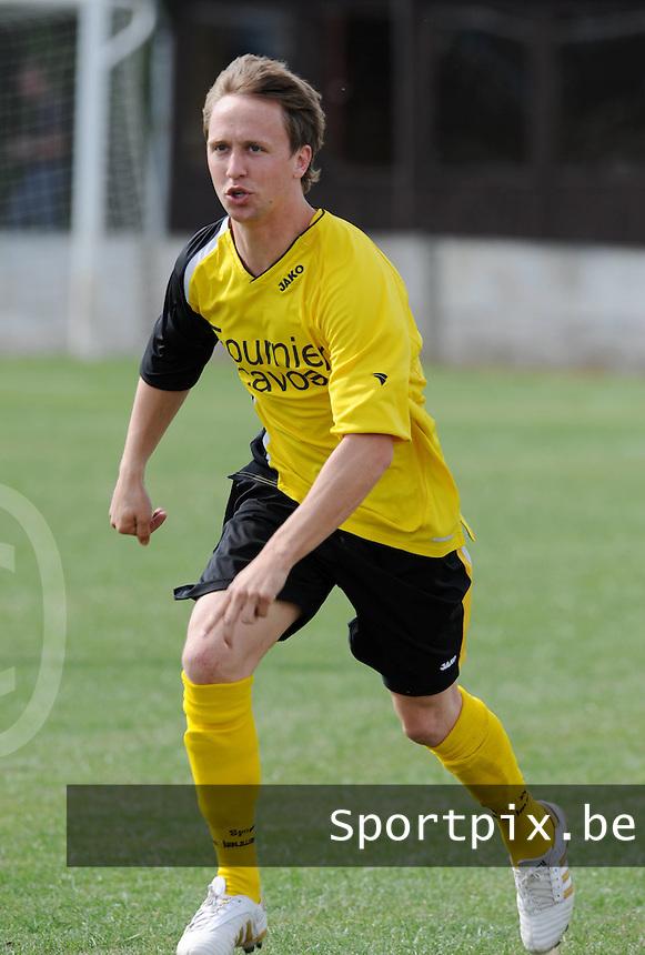 SC Menen : Mathias Viaene.foto VDB / BART VANDENBROUCKE