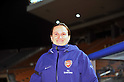 Laura Harvey head coach (Arsenal),.NOVEMBER 30, 2011 - Football / Soccer : TOYOTA Vitz Cup during Frendiy Women's Football match INAC Kobe Leonessa 1-1 Arsenal Ladies FC at National Stadium in Tokyo, Japan. (Photo by Jun Tsukida/AFLO SPORT) [0003] .