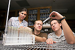 0711-34 553.CR2.College of Life Sciences.Microbiology and Molecular Biology.Dr. Joel Griffitts lab..November 12, 2007..Photography by Mark A. Philbrick..Copyright BYU Photo 2007.All Rights Reserved .photo@byu.edu  (801)422-7322