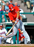 6 March 2012: Washington Nationals infielder Anthony Rendon in action during a Spring Training game against the Atlanta Braves at Champion Park in Disney's Wide World of Sports Complex, Orlando, Florida. The Nationals defeated the Braves 5-2 in Grapefruit League action. Mandatory Credit: Ed Wolfstein Photo