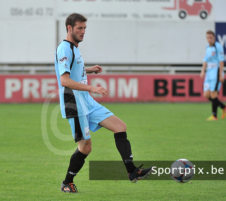 Sassport Boezinge : Kevin Van Engelandt<br /> foto VDB / Bart Vandenbroucke