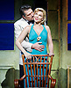 Lincoln Center Theater production of Rodgers &amp; Hammerstein's<br /> <br /> South Pacific <br /> <br /> Directed by Bartlett Sher <br /> <br /> Musical Staging by Christopher Gattelli<br /> Sets by Michael Yeargan<br /> Lighting by Donald Holder<br /> Costumes by Catherine Zuber<br /> Sound by Scott Lehrer<br /> Music Direction by Ted Sperling<br /> Original Orchestrations by Robert Russell Bennett<br /> <br /> at The Barbican Theatre, London, Great Britain <br /> <br /> 22nd August 2011 <br /> <br /> Paulo Szot (as Emile de Becque)<br /> Samantha Womack (as Neillie Forbush)<br /> <br /> Photograph by Elliott Franks