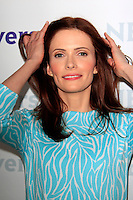 PASADENA - APR 18:  Bitsie Tulloch arrives at the NBCUniversal Summer Press Day at The Langham Huntington Hotel on April 18, 2012 in Pasadena, CA