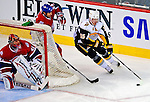 20 December 2008: Buffalo Sabres' center Jochen Hecht from Germany in action during the first period against the Montreal Canadiens at the Bell Centre in Montreal, Quebec, Canada. With both teams coming off wins, the Canadiens extended their winning streak by defeating the Sabres 4-3 in overtime. ***** Editorial Sales Only ***** Mandatory Photo Credit: Ed Wolfstein Photo