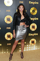 HOLLYWOOD, LOS ANGELES, CA, USA - JANUARY 06: Ciera Payton at the Los Angeles Premiere Of FOX's 'Empire' held at ArcLight Cinemas Cinerama Dome on January 6, 2015 in Hollywood, Los Angeles, California, United States. (Photo by David Acosta/Celebrity Monitor)
