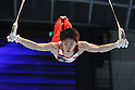 Makoto Okiguchi (JPN), JULY 2nd, 2011 - Artistic gymnastics : Japan Cup 2011 Men's Team Competition Rings at Tokyo Metropolitan Gymnasium, Tokyo, Japan. (Photo by YUTAKA/AFLO SPORT)
