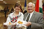 The University of Louisiana at Monroe International Food Fair on Monday, March 10, 2014.