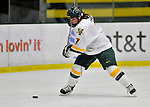 23 November 2011: University of Vermont Catamount forward Kailey Nash, a Senior from Middletown, RI, in action against the University of Maine Black Bears at Gutterson Fieldhouse in Burlington, Vermont. The Lady Bears defeated the Lady Cats 5-2 in Hockey East play. Mandatory Credit: Ed Wolfstein Photo