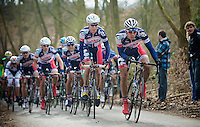 Kuurne-Brussel-Kuurne 2012<br /> Lotto-Belisol train