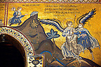 Byzantine mosaics in the Cathedral of Monreale - Palermo - Sicily Pictures, photos, images &amp; fotos photography