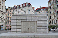 Judenplatz Holocaust Memorial, Vienna