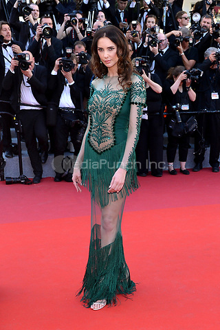 Frederique Bel  at the Opening Movie &acute;Les Fantomes d Ismael`  screening during The 70th Annual Cannes Film Festival on May 17, 2017 in Cannes, France.<br /> CAP/LAF<br /> &copy;Lafitte/Capital Pictures /MediaPunch ***NORTH AND SOUTH AMERICAS, CANADA and MEXICO ONLY***