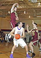 Boys Basketball vs. Brebeuf 3-6-15 SECTIONAL
