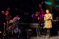 "Stacey Kent performing for the ""Jazz festival of Madrid"""