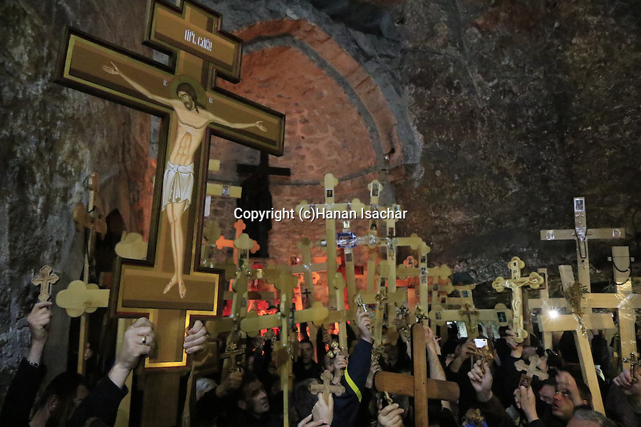 Easter, Good Friday at the Via Dolorosa