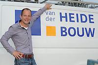 ALGEMEEN: SINT JOHANNESGA: 07-08-2015, BOUWBEDRIJF VAN DER HEIDE, Eelco van der Heide, ©foto Martin de Jong