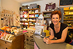 Autour du Bain, a boutique soap shop located in the Carouge neighborhood in Geneva, Switzerland, Europe