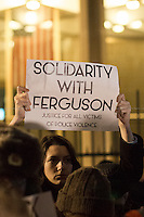 "London Black Revs: ""Solidarity with Ferguson, M.O Vigil outside the US Embassy"""