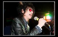 John Cooper Clarke - Carbon Casino VII - Inn On The Green, Portobello, London - 29th February 2008