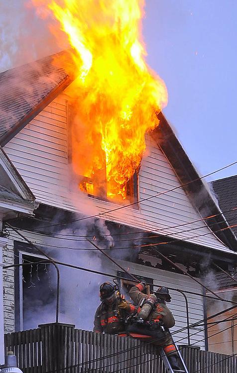 Firefighting Portfolio