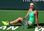 2017 BNP Paribas Open Tennis Finals Indian Wells Mar 19th