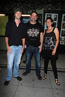 Gary Cairns, Brian Avenet-Bradley, Lo Avenet-Bradley<br />