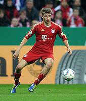 Fussball DFB Pokal:  Saison   2011/2012  2. Runde  26.10.2011 FC Bayern Muenchen - FC Ingolstadt 04 Thomas Mueller (FC Bayern Muenchen)