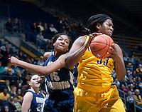 California Women's Basketball v. George Washington, December 28, 2012
