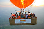 20110305 March 05 Cairns Hotair Ballooning