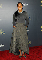 LOS ANGELES, CA, USA - DECEMBER 06: Garcelle Beauvais arrives at The Music Center's 50th Anniversary Spectacular held at The Music Center - Dorothy Chandler Pavilion on December 6, 2014 in Los Angeles, California, United States. (Photo by Celebrity Monitor)