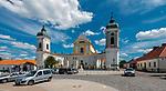 Barokowy kości&oacute;ł parafialny Świętej Tr&oacute;jcy, Tykocin, Polska<br /> Church of the Holy Trinity in Tykocin, Poland