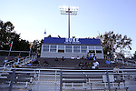 17 October 2014: The game was played under newly installed LED lights, the first outdoor venue in the Atlantic Coast Conference to feature them. The Duke University Blue Devils hosted the University of North Carolina Tar Heels at Jack Katz Stadium in Durham, North Carolina in a 2014 NCAA Division I Field Hockey match. UNC won the game 1-0.