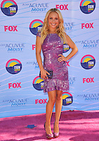 Hayden Panettiere - Teen Choice Awards 2012