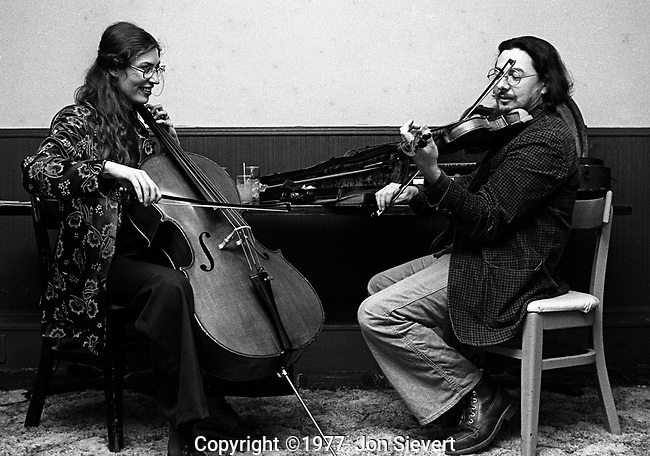 Nancy and Norman Blake, March 1976, 21-2-12A, Norman Blake is an instrumentalist, vocalist, and songwriter. In a career spanning more than 50 years Blake has played in a number of folk and Country groups. He is considered one of the leading figures in the Bluegrass revival of the 1970s and is still active today, playing concert dates and making albums with his wife Nancy Blake.