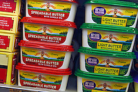 Land o Lakes Butter display American Retail Chain store