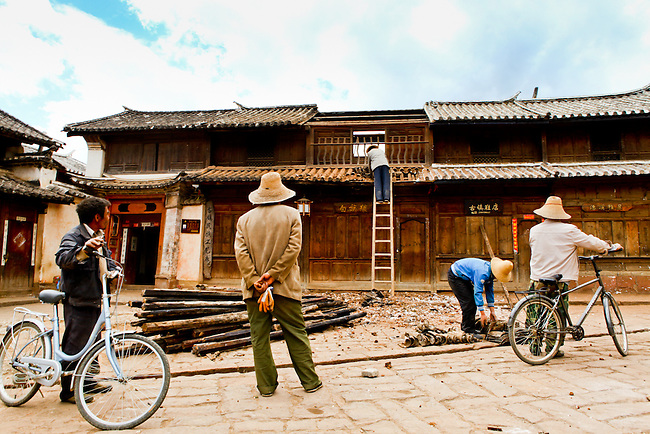 Shaxi Yunnan<br />