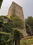 Villa Rufolo Tower, Amalfi Coast, Campania, Italy, Europe, World Heritage Site