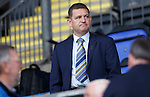 St Johnstone v Dundee United...26.09.15  SPFL   McDiarmid Park, Perth<br /> Saints Chairman Steve Brown<br /> Picture by Graeme Hart.<br /> Copyright Perthshire Picture Agency<br /> Tel: 01738 623350  Mobile: 07990 594431