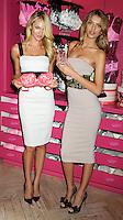 Candice Swanepoel & Bregje Heinen -  Victoria's Secret Angels launch - New York