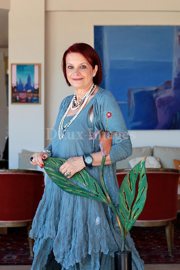portrait of Koutsiana Niki