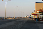 The boardwalk  in Asbury Park,  New Jersey. Photo By Bill Denver/EQUI-PHOTO