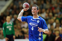 Christoph Schindler (VFL) am Ball, Wurf