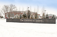 20140116 UVM Entrance Gateway Sign