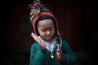 Nepal: after the earthquake - people